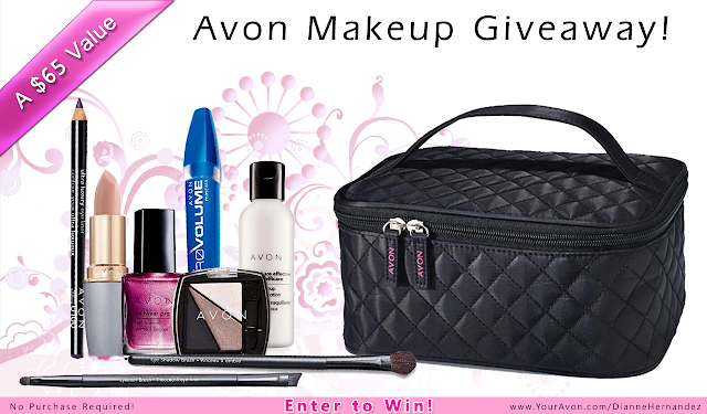 Enter to Win This 9-piece Makeup Set