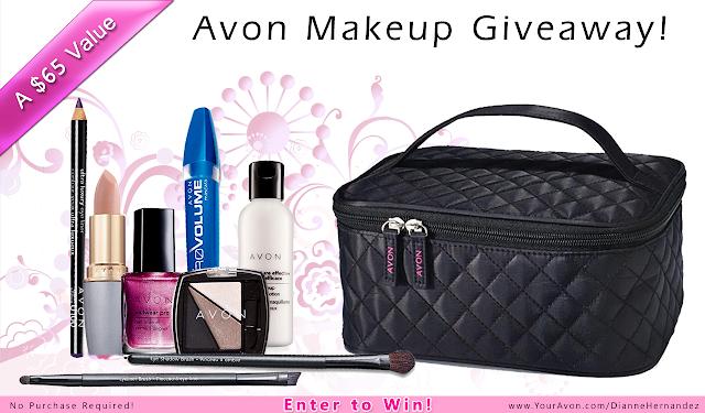 Enter to Win This 9-piece Makeup Set