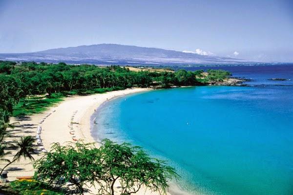 Kauna'oa Bay (Hawai)