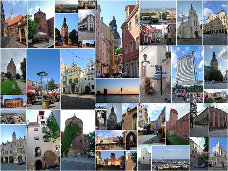 Otros lugares de Riga