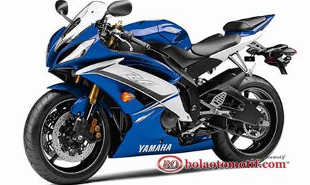 Motor terbaru Yamaha YZF R6
