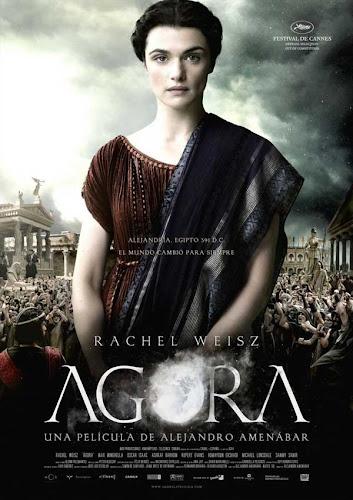Ágora, cartel