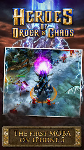 Heroes of Order & Chaos - Multiplayer Online Game v1.5.0