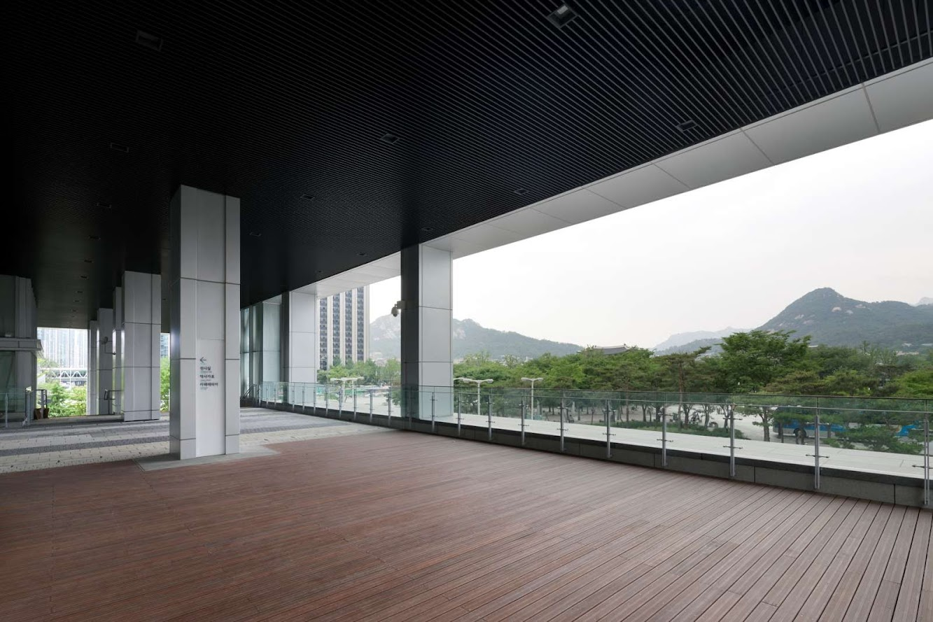 National Museum of Korean Contemporary History by Junglim