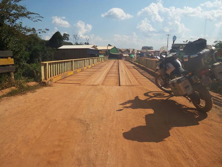 Brasil - Rota das Fronteiras  / Uma Saga pela Amazônia 14%2B-%2B124