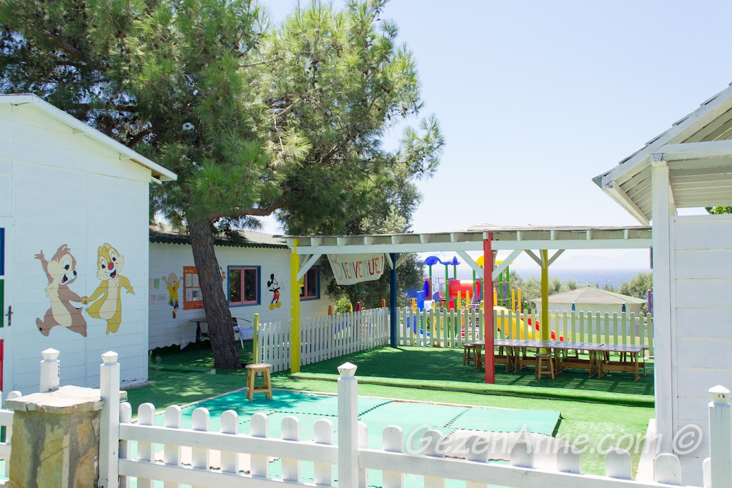 mini club, Bodrum Park Resort