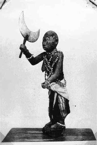 Goddess Mawu Image