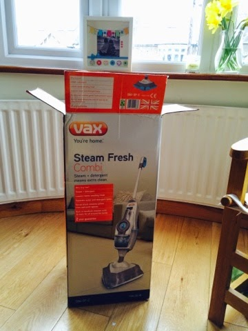 Vax Steam Fresh Combi