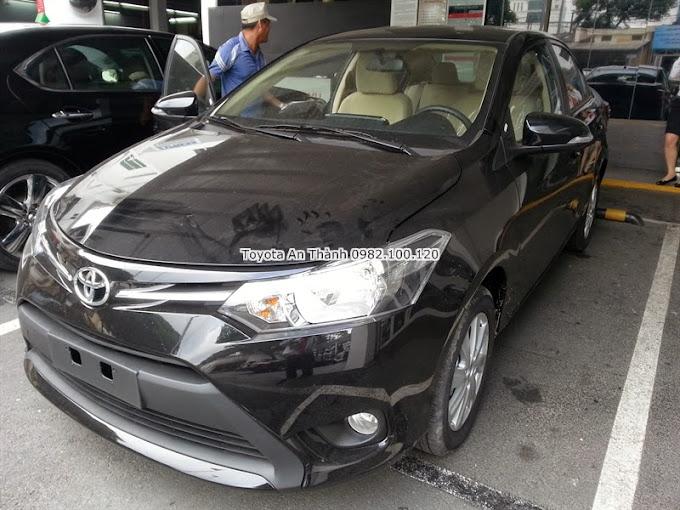 Giá Xe Toyota Vios 2015 Số Tự Động Màu Đen