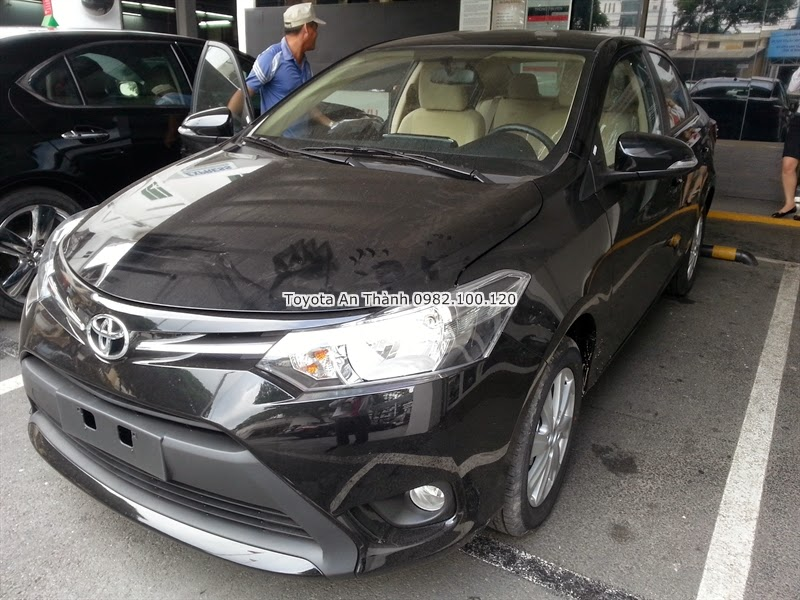 Khuyến Mãi Giá Bán Xe Ôtô Toyota Vios 2015 Mới 7