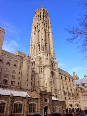Riverside Church in Manhattan