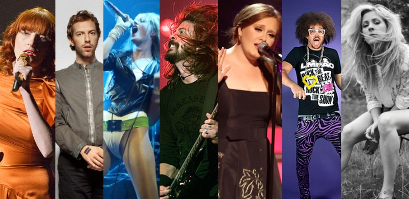 The Best Music 2011