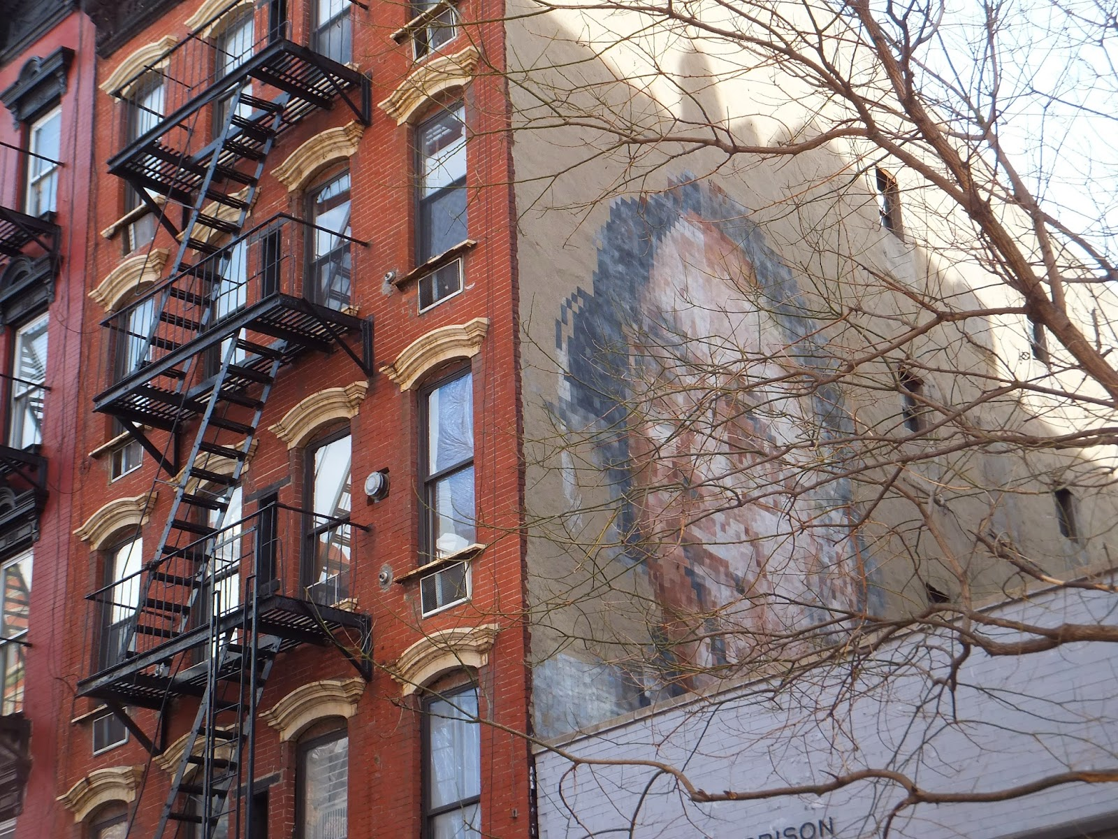 Street Art, Arte Callejero, Lower East Side, Manhattan, Elisa N, Blog de Viajes, Lifestyle, Travel