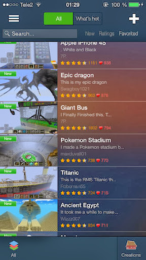 Minecraft Seeds Pro v5.0.0 for iPhone/iPad