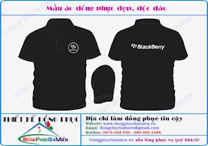 Áo bán hàng BlackBerry