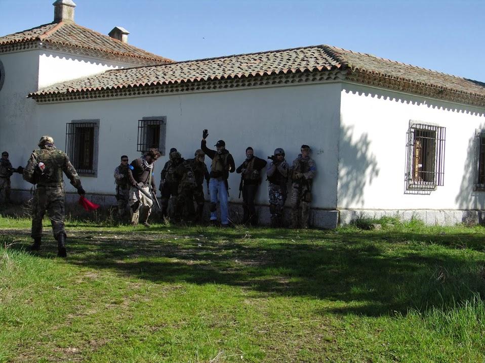 Segunda Partida Extraordinaria IV ANIVERSARIO. La Granja. 16/02/14 PICT0071