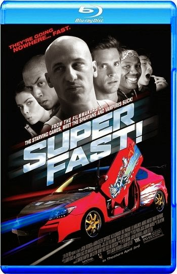 Super Velozes, Mega Furiosos BRRip XviD & RMVB Legendado