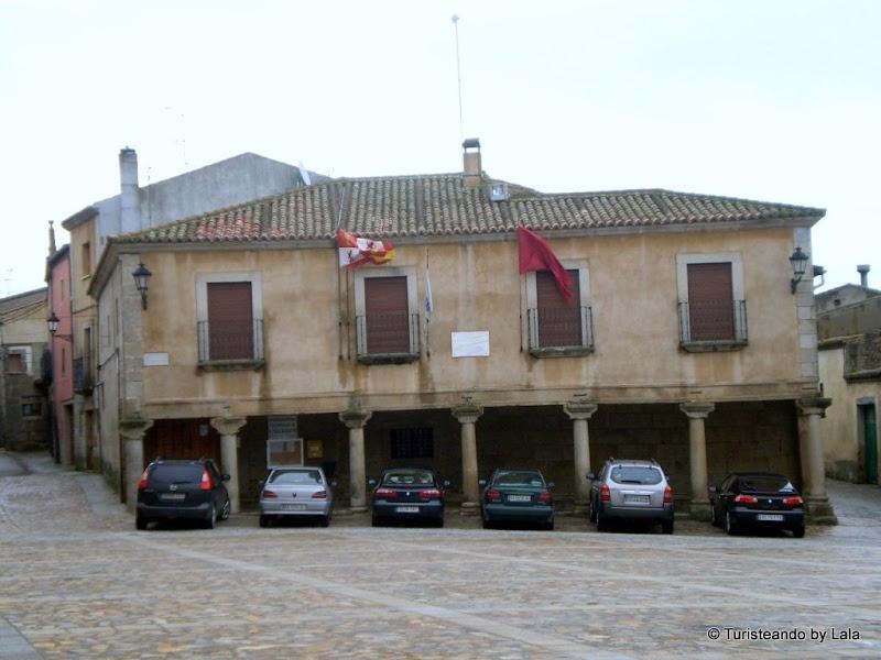 Ayuntamiento de San Felices de los Gallegos