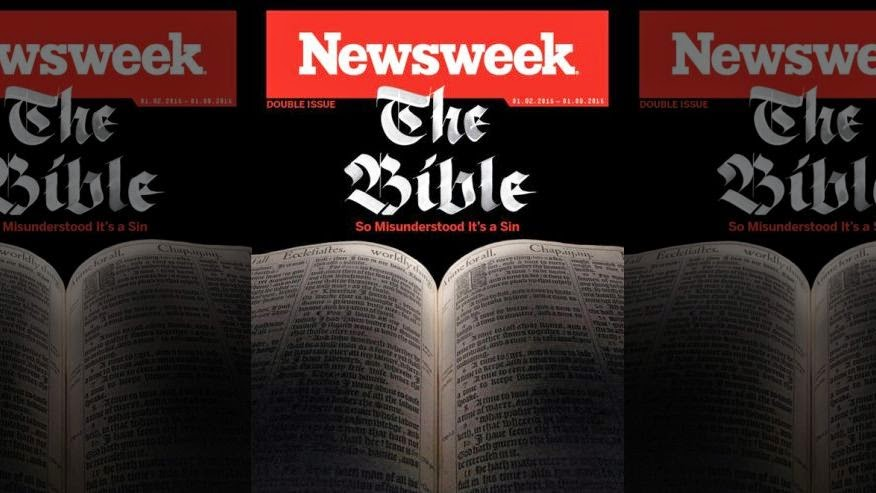 The arrogance of Newsweek