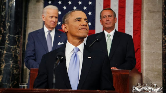 President Obama's State of the Union: full transcript