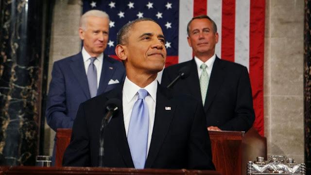 President Obama's State of the Union: full transcript
