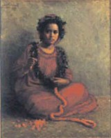 Goddess Hiiaka I Kapua Enaena Image