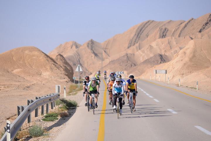 Ramah Israel Bike Ride and Hiking Trip