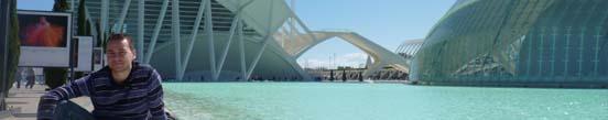 Valencia en fallas 2011: Ciudad de las ciencias y las artes