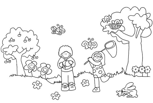Que Es La Primavera Para Niños Imagui