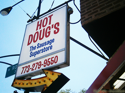 Hot Doug's - Chicago, Illinois - RatedRalph.com