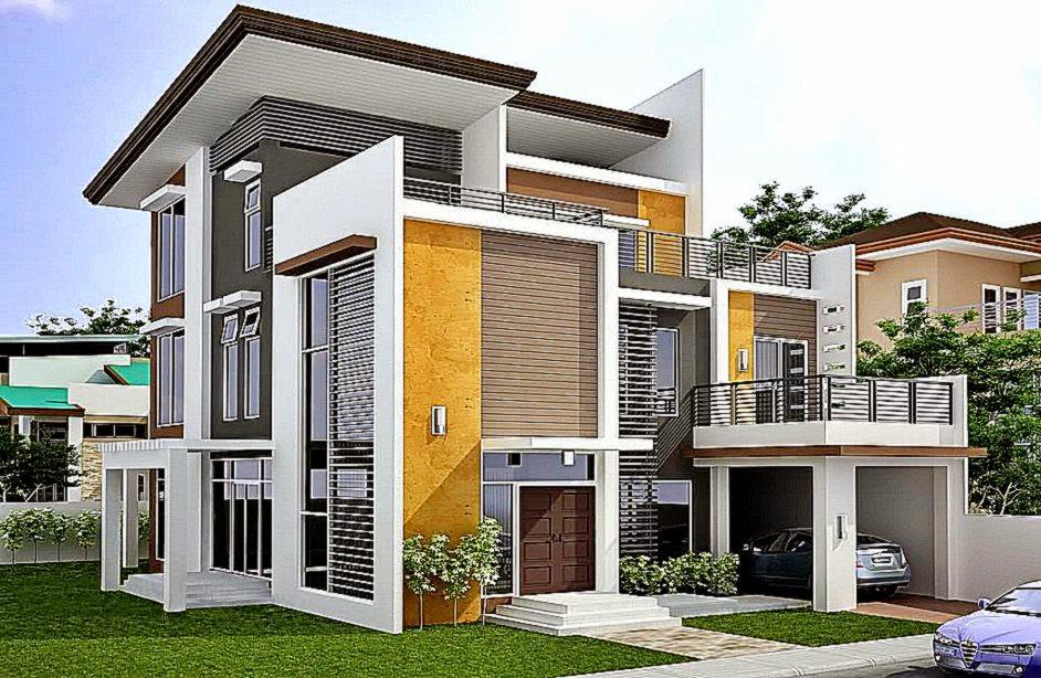 Desain Rumah Terbaru Gallery Taman Minimalis