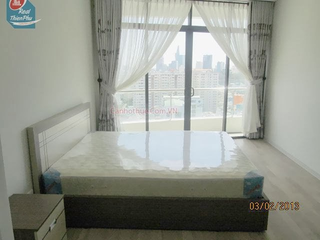 0939506439 Tai quan Binh Thanh cho thue can ho City Garden 3 phong ngu view ho boi