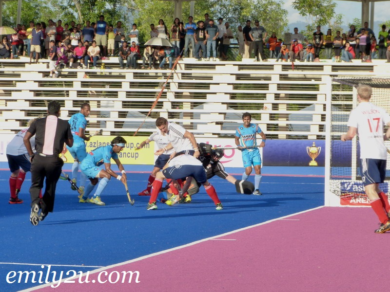 2012 Sultan Azlan Shah Cup – Match 23 – 3rd & 4th Place Playoff