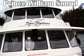 Click for our Prince William Sound  travel pics