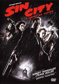 Sin City: A Cidade do Pecado – DVDRip AVI Dublado