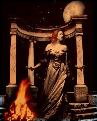 Beltane Fire Burns
