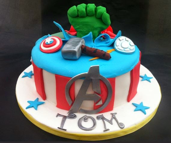 50 Best Avengers Birthday Cakes Ideas And Designs