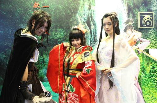 Những bộ ảnh cosplay ấn tượng tại Chinajoy 2012 10