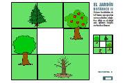 Puzzle del Jardín Botánico II