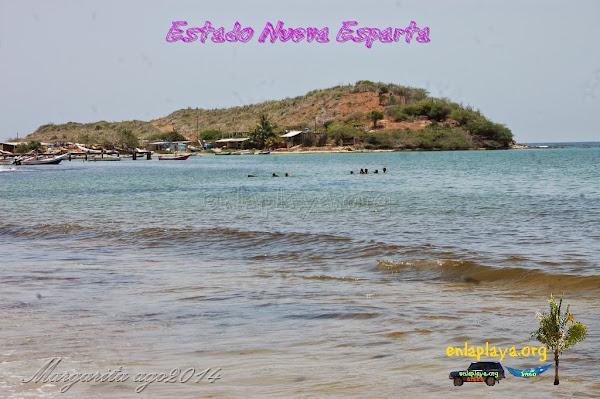 Playa Moreno NE015, estado Nueva Esparta, Margarita