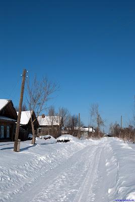 Вятская деревня Мишотино