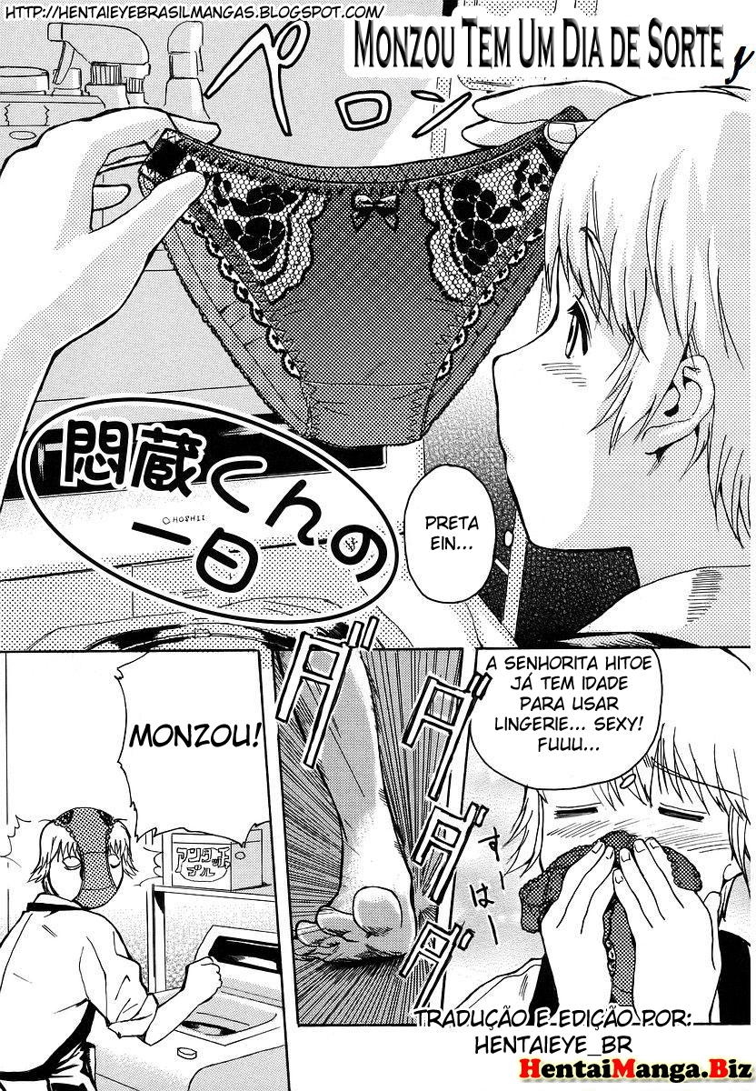 Incest Hentai - [Inu] Monzou-kun no Ichinichi (Monzou Tem Um Dia de Sorte) [Portuguese-BR] [HentaiEye_BR] [Decensored]-Read-Hentai-Manga-Onlnie