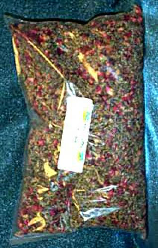 Attract Love Herbal Spell Mix 1Lb