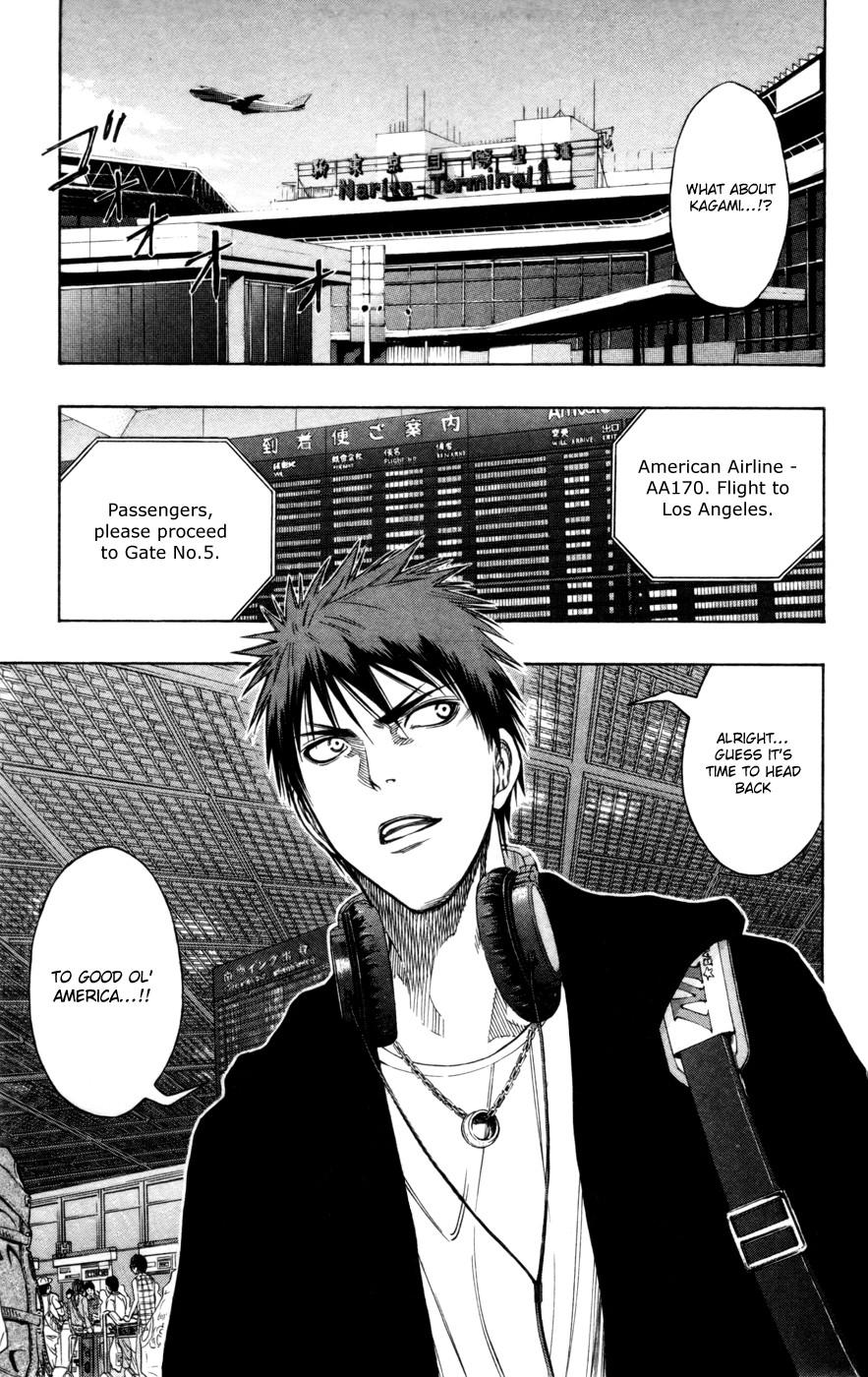 Kuroko no Basket Manga Chapter 111 - Image 19