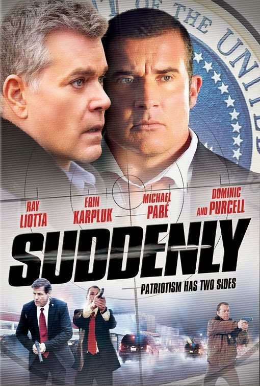 Poster Of Suddenly (2013) Full Movie Hindi Dubbed Free Download Watch Online At Alldownloads4u.Com