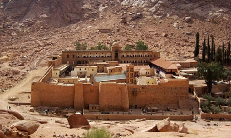 More Stuff: Retired army general wants Egypt's St. Catherine Monastery demolished