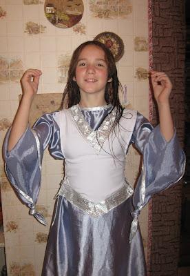 платье XIV века