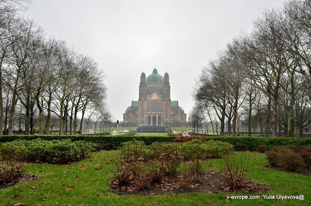 Базилика святого сердца Брюссель