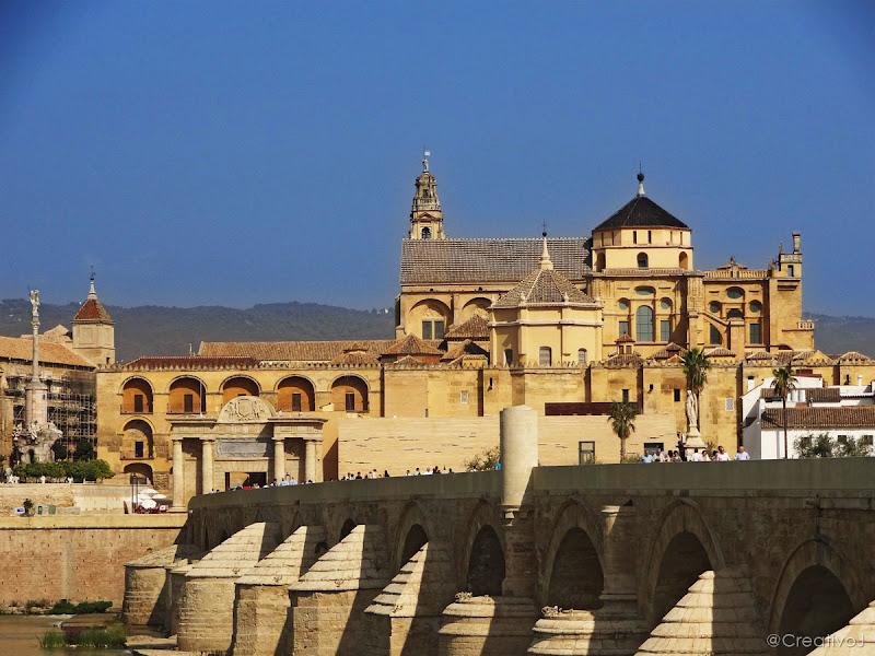 Puente Romano, Puerta del Puente, Guadalquivir, Córdoba, San Rafael