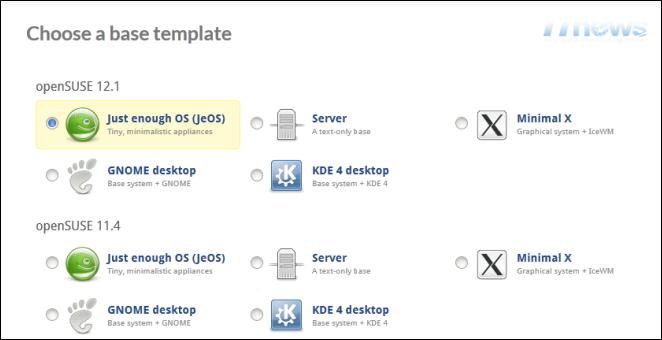 Suse-Studio-Linux-Distribution